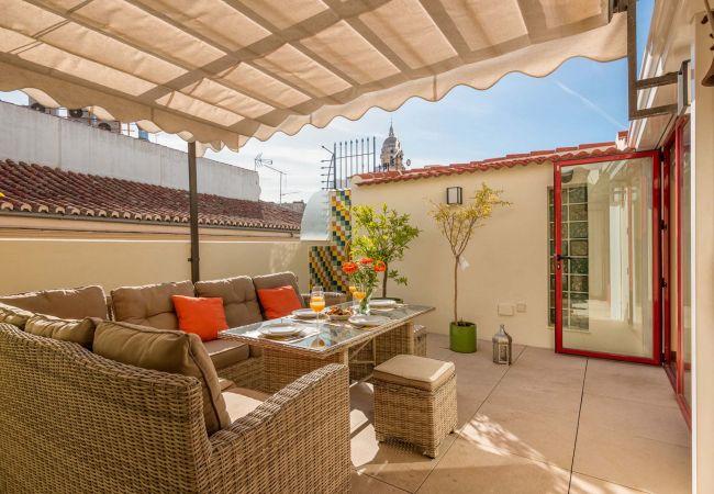 à Málaga - Emma - Location de vacances à Malaga
